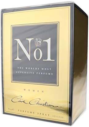 Clive Christian No. 1 By Pure Perfume Spray 1.6 Oz Women, 1.6 Oz