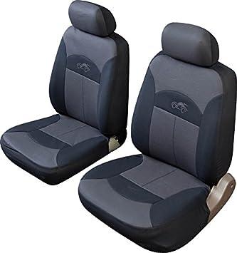 HD Thick Grey Rear Back Seat Cover Pet Protector For Suzuki Alto 2009-2014