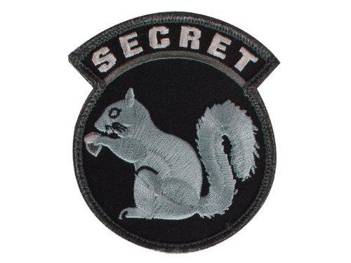 Secret Squirrel Patch - SWAT Color. by Milspec Monkey ()