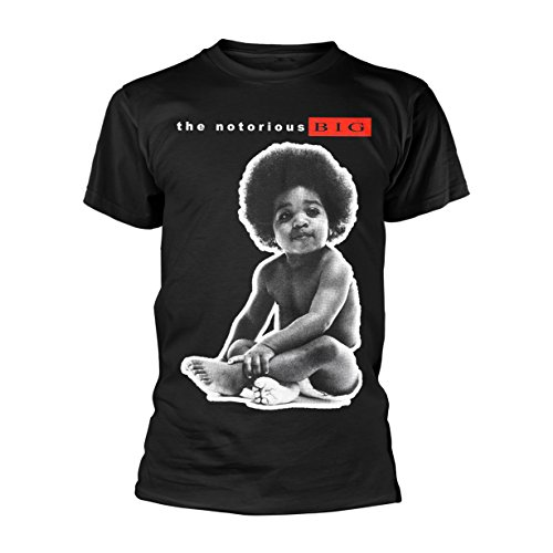 The Notorious B.I.G. Ready to Die Rap Official Tee T-Shirt Mens Unisex (X-Large)