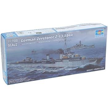 Hobbyboss 86504 1//350  French Navy Pre-Dreadnought Battleship Voltaire HOTSALE