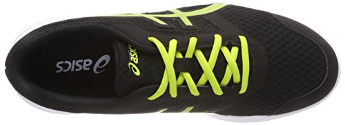 Stormer Asics Zapatillas black Neon De Negro 9089 Lime rose Para 2 Running Hombre white dfrpnfg