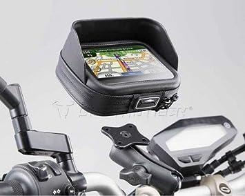 Kit de soporte universal para GPS Navi Case Pro L para manillar Diámetro 22, 28 mm, 1 pulgadas/Moto: Amazon.es: Coche y moto