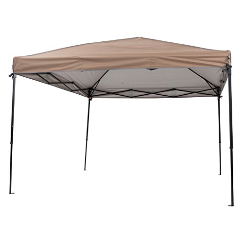 Outdoor Up Shade Tent Instant Carry Khaki