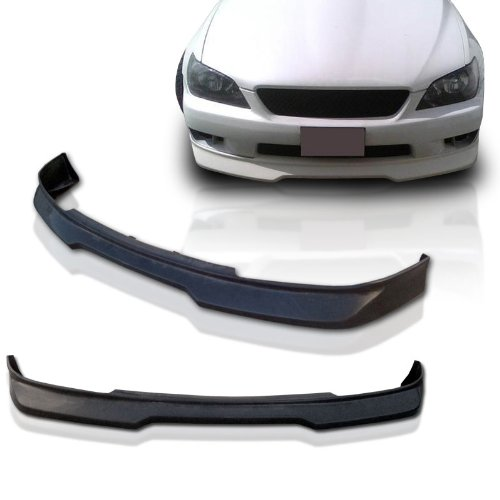 Lexus IS300 GDY Style Urethane Front Bumper Lip Chin Spoiler For 98-05 (Lexus Is300 Spoilers)
