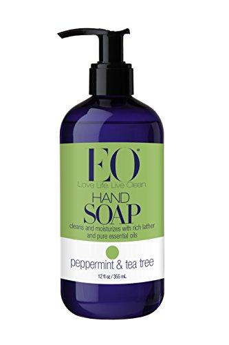 EO Botanical Liquid Peppermint Ounce