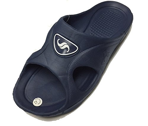 Shoe Slipper Shower Rubber Slide Comfortable One S Beach ICS Men's Sandal Gear blue 8IxqwYtfvn