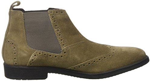 Jaylon Casual Brogue Geox Ankle Dove Boots Men's GORD Grey 7wqnAxnaB