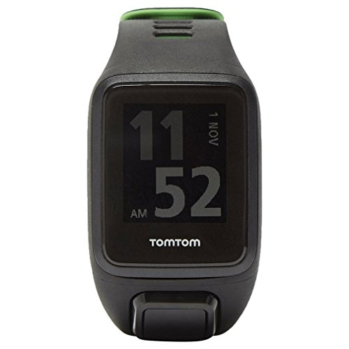 TomTom Runner 3 GPS Sports Watch, Black, Small Best Selling
