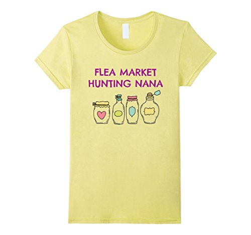 womens-flea-market-hunting-nana-thrifting-mason-jars-vintage-shirt-medium-lemon