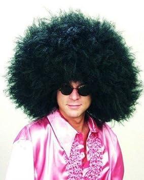 Carnaval negro peluca rizada peluca afro de Jimmy