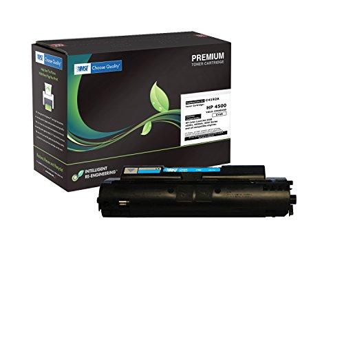 E-Book Compatible Cyan Toner Cartridge for HP C4192A (Color LaserJet 4500/4550) (Compatible Cyan C4192a Laser)