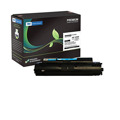E-Book Compatible Cyan Toner Cartridge for HP C4192A (Color LaserJet -
