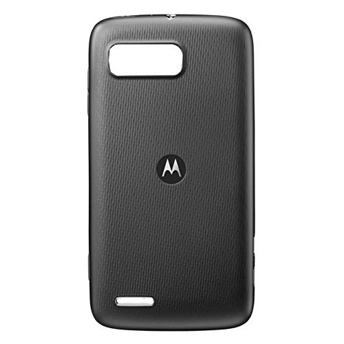 For Motorola Atrix 2 MB865 Back Battery Door Cover - Black - All Repair Parts USA Seller