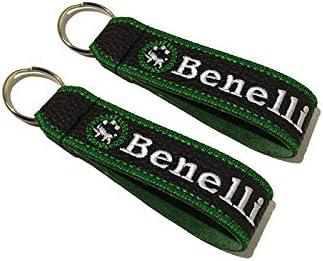 Amazon.com: Benelli - Llavero de doble cara (1 unidad): Shoes