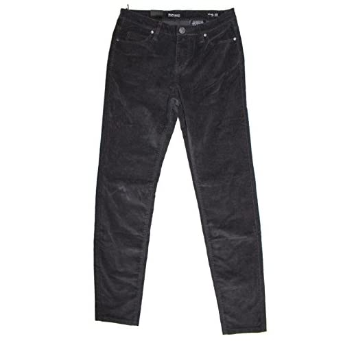 "Buffalo David Bitton /""Supreme/"" Corduroy Skinny Mid Rise Stretch Women/'s"