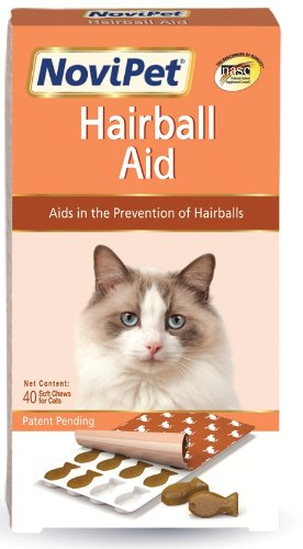 NoviPet Hairball Aid for Cats, My Pet Supplies