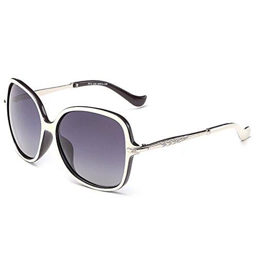 A-Royal Womens Big Frame Classic Retro Personality Polarized Drive - Super Retro Future Sunglasses Sale