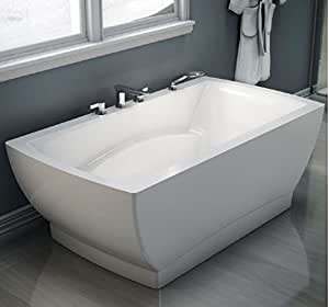 Neptune Be3672f Freestanding Believe Bathtub 36x72 White