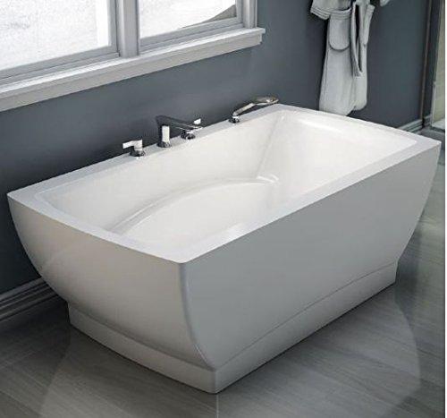 Freestanding believe bathtub for Best soaker tub for the money