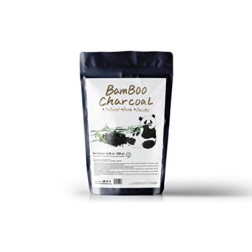 (Bamboo Charcoal Powder)