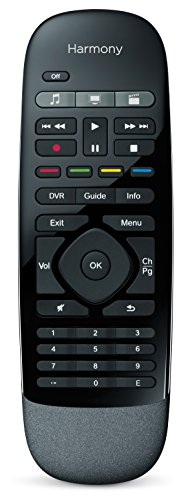 Logitech Harmony Smart Control Add-On Companion Programmable Remote for Harmony Ultimate Hub