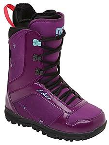 Amazon.com : DC Women's Karma Snowboard Boot : Snow Boots