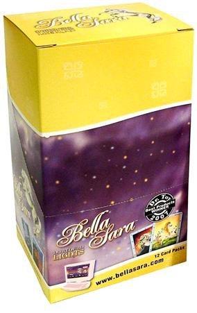 Bella Sara TCG Northern Lights Blister Box of 12 (3 Belle Light)