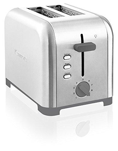 Kenmore 40606 2-Slice Toaster in Stainless Steel