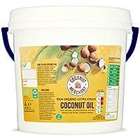 Aceite de coco - 4L Aceite puro