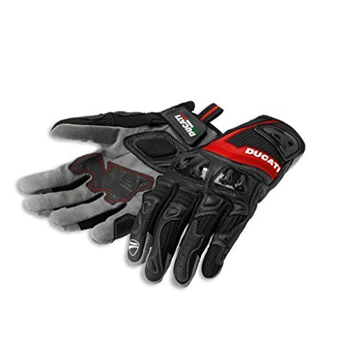 Ducati 981028276 Summer Textile Gloves - X-Large