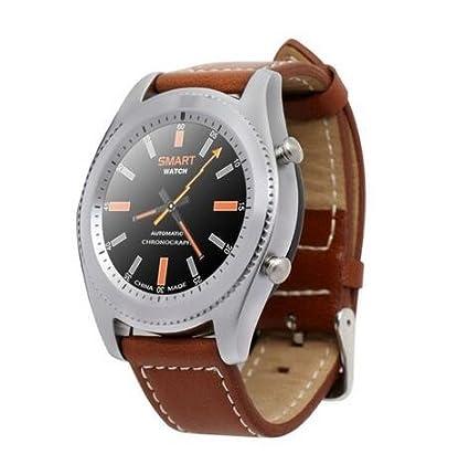 KKtick S9 NFC Mtk2502 C Smartwatch Monitor de frecuencia ...