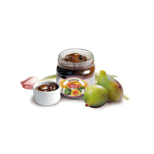 Italian Fig and Marsala Wine Cheese Accompaniment (15 (Fig Chutney)