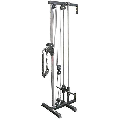 Titan Fitness Wall Mounted Pulley Tower | Tall | V2 by Titan Distributors Inc. (Image #9)