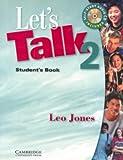 Let's Talk, Leo Jones, 0521750741