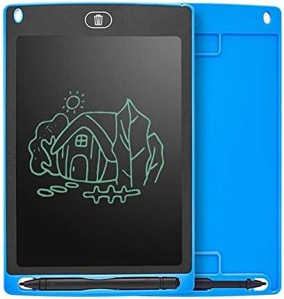 塗装用具 4.4インチの子供のLCDタブレットLCDの液体ライト子供の落書きの早期教育の電子製図板の執筆パッドの執筆タブレット (色 : 青, Size : 4.4inch)