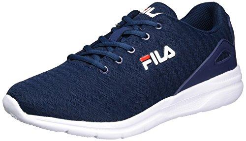 Fila Fila Men Base Fury Run 2 Low - Zapatillas de casa Hombre Azul (Dress Blue)