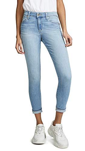 Joe's Jeans Women's Icon Mid-Rise Skinny Crop Jean, Hannah, 29 from Joe's Jeans
