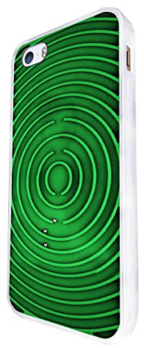 736 - Cool Fun Maze Look Please Note This Is Only A Print Not A Real Maze Design iphone SE - 2016 Coque Fashion Trend Case Coque Protection Cover plastique et métal - Blanc