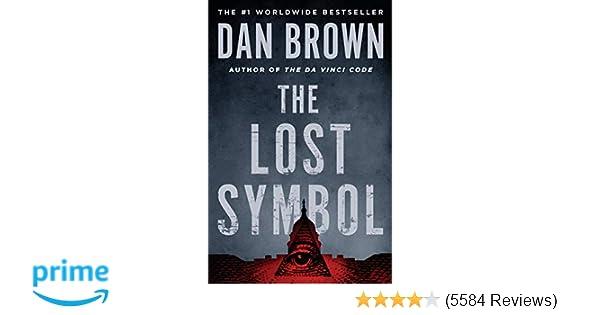 Amazon The Lost Symbol Robert Langdon 8601400269121 Dan