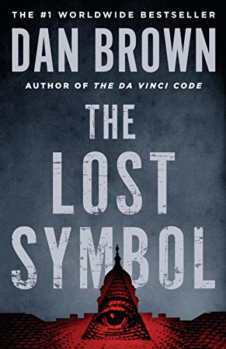 Davinci Library Set - The Lost Symbol: Featuring Robert Langdon