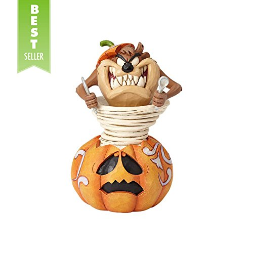 Enesco, Looney Tunes by Jim Shore Halloween -