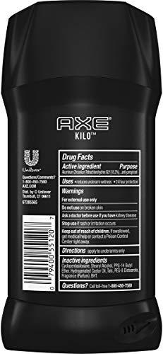 Buy smelling axe deodorant stick