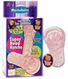 Sue Johanson Super Head Honcho Jelly Masturbator Pink