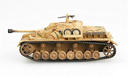 Easy Model WWII Sturmgeschutz IV Autumn 1944 1/72 Non diecast Tank