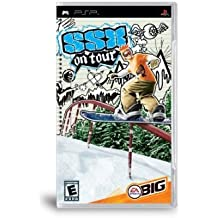 SSX On Tour - Sony PSP