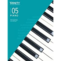 Trinity College London Piano Exam Pieces & Exercises 2018-2020. Grade 5 (Piano 2018-2020)