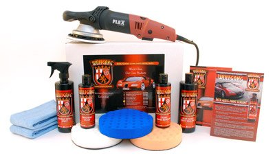 Wolfgang FLEX XC3401 Concours Polishing Kit by Wolfgang FLEX XC3401 Concours Polishing Kit