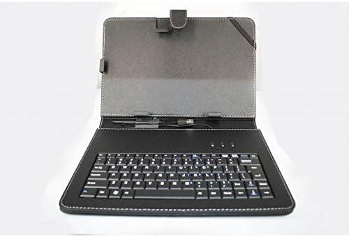 Funda Tablet Universal con teclado para 9 Pulgadas Negra.LG ...