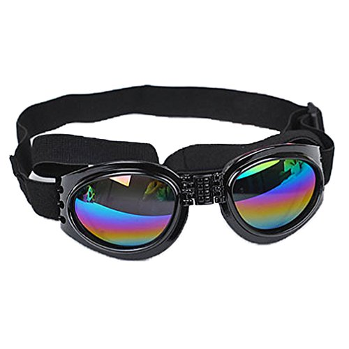 OpetHome Plastic Wind-Resistant Radiation Protection Glasses Fashion Pet Glasses - Prescription Glasses Target
